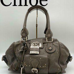 AUTHETIC Chloe Chloe Handbag Paddington